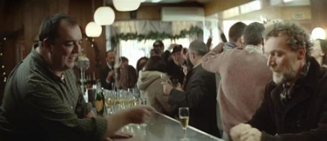 Fotograma del anuncio de Loteria de Navidad de este año, uno de los más emotivos de la campaña