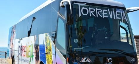 Autobús lanzadera al aeropuerto