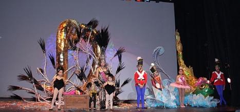 Proclamación Reina del Carnaval 2014 (Archivo)