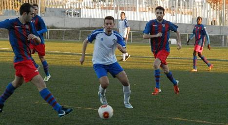 Foto: Torrevieja - Alcira. 22-12-2013 (Archivo O.T.)