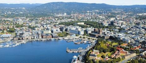 Oslo, capital de Noruega, sede de la Muestra