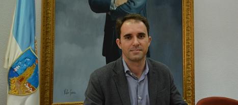 Francisco Moreno, edil de urbanismo de Torrevieja