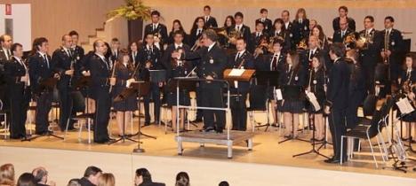 Unión Musical Torrevejense en concierto