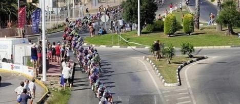 Vuelta ciclista a España. Última visita a Torrevieja en 2012