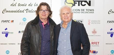 Antonio Tafalla y Humberto Zuleta