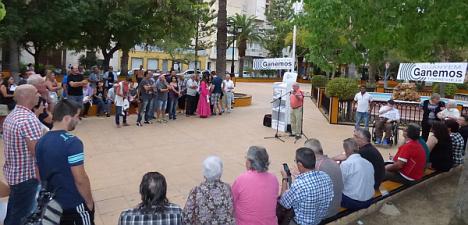 Asamblea popular de Ganemos Torrevieja (Archivo)