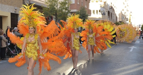 El Carnaval de Torrevieja está declarado de Interés Turistico Provincial