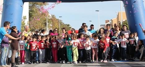 """Foto: I Carrera de la Paz """"Las Culturas 30.1.2015"""