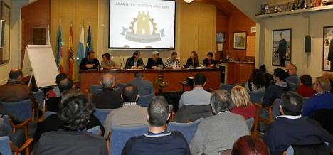Asamblea General Ordinaria 2014 (Archivo)