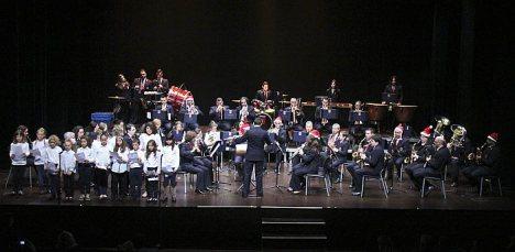 """Sociedad Musical """"Ciudad de Torrevieja - Los Salerosos"""""""