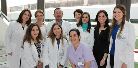 Profesional del Hospital Universitario de Torrevieja