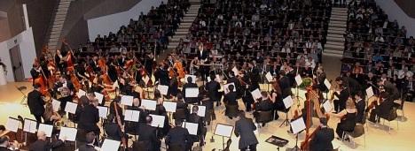 la Sala Sinfónica del Auditorio acogerá el concierto