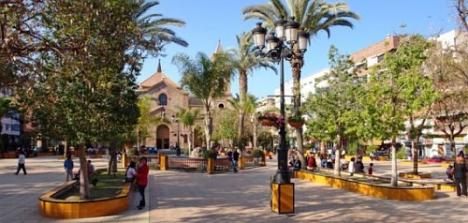 Plaza de la Constitución - Torrevieja