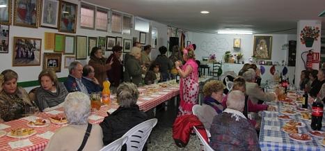 Te de la Amistad en la Asociación Andaluza (Archivo)