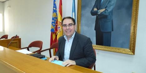 Joaquín Albaladejo, comcejal de Partido Popular del Ayuntamiento de Torrevieja