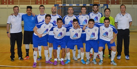 Equipo de Asivega - Torrevieja