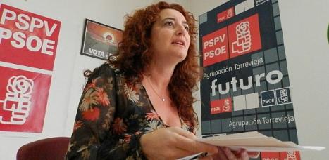 la concejal de PSOE Fanny Serrano (Archivo)