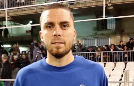 Juanra, nuevo jugador de CD Torrevieja