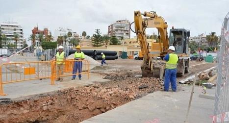 Obras en Torrevieja - Agamed