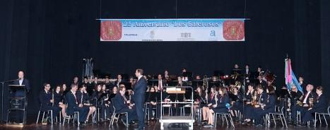 """Banda de la Sociedad Musical """"Ciudad de Torrevieja-Los Salerosos"""""""
