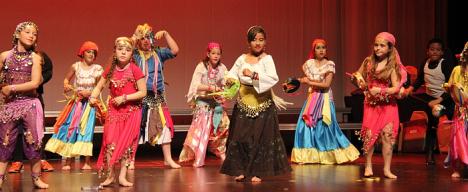 Gala Infantil 2013 (Archivo O.T.)