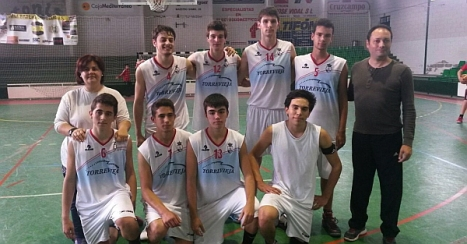 Equipo de Basket Junior