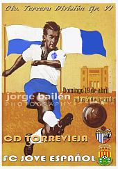 Cartel Torrevieja-Jove Español