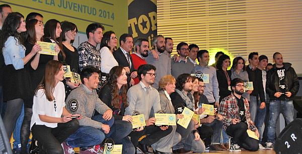 Foto de familia de la última edición (Foto Diputación)