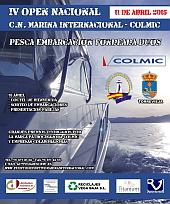 IV OPEN MACIONAL DE PESCA COLMIC