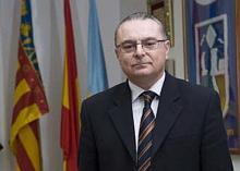 José Antonio Sánchez, concejal de Fomento de Torrevieja