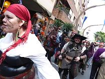 VÍDEO: Desfile por el centro