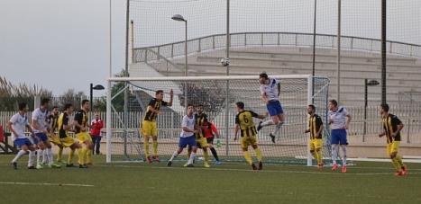 Foto: Torrevieja-Paterna del 23/11/2014 (Archivo)