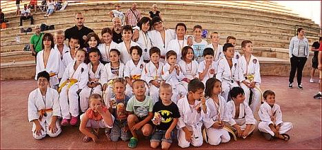Equipo de Judo