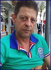 Alfonso Benito, presunto asesino del niño de 10 años de Torrevieja