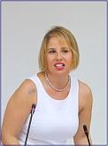Carmen María Morate Arco (LV): Relaciones con la UE, Concejalía de Ciudadanía (Residentes Internacionales, Inmigración, Convivencia e Integración); Sanidad, Ong's y Voluntariado y Núcleo Zoológico.