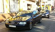 Uno de los coches oficiales del Ayuntamiento de Torrevieja