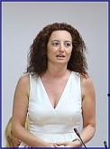 Fanny Serrano Rodríguez (PSOE): 2º Tte. Alcalde. Urbanismo, Ordenación del Territorio, Medio Ambiente, Vivienda, Aperturas y aActividades. Turismo