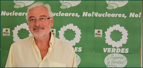 José Manuel Dolón García. Futuro alcalde de Torrevieja hasta 2017