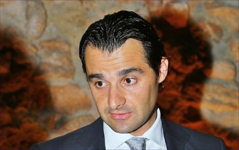 Eduardo Dolón,  portavoz el PP en el Ayuntamiento de Torrevieja