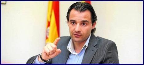 Eduardo Dolón, portavoz del PP