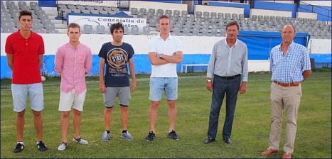 Nuevos jugadores en el Vicente García