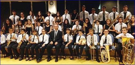Banda Juvenil de la UMT
