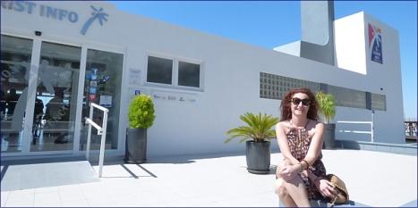 Fanny Serrano, concejal de Turismo