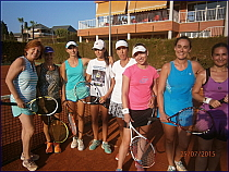 Participantes femeninas