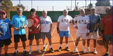 Participantes masculinos