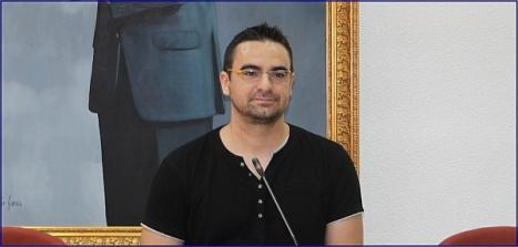 Víctor Ferrández, concejal de empleo