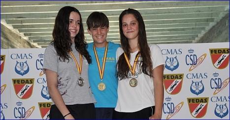 Pati Oro en el Campeonato de España