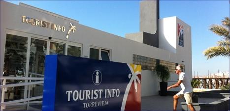 Oficina principal de Turismo de Torrevieja - Vista Alegre