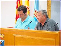 Rueda de prensa de Javier Manzanares