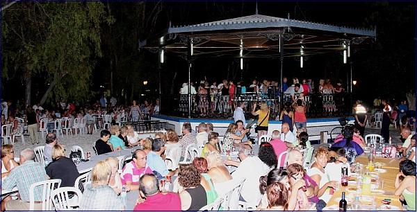 Esta tarde noche se celebrar la vi jornada de for Jardin de la cerveza 2015 14 de agosto